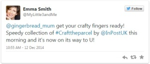 Craft The Parcel